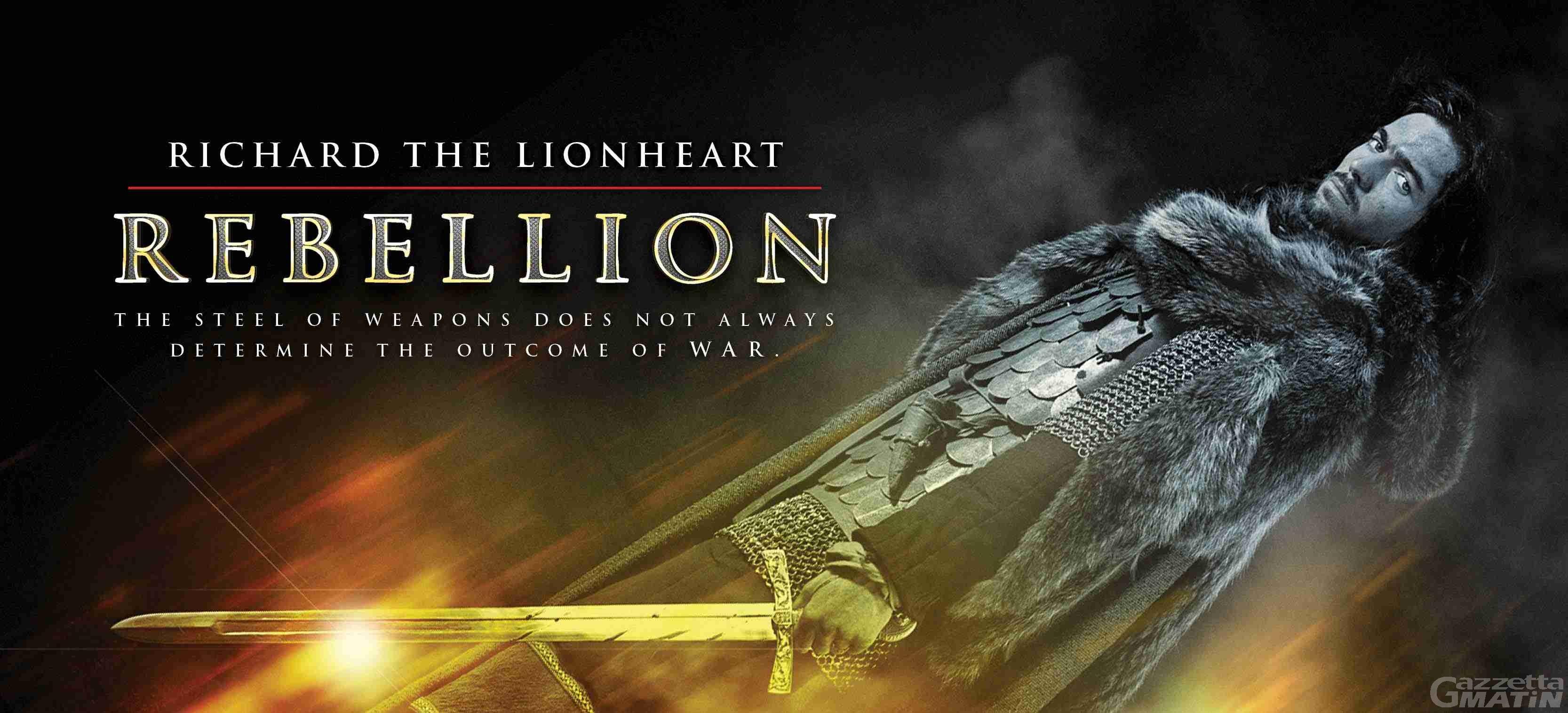 Cinema, Richard the Lionheart cerca comparse per l'assedio di Fénis