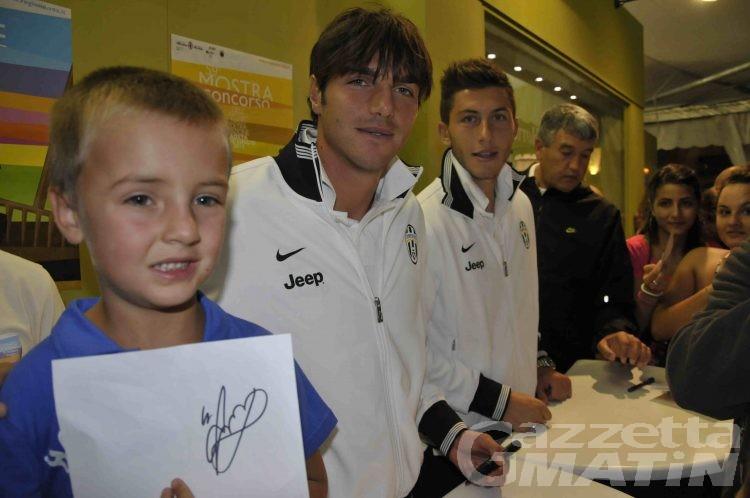 Châtillon, la Juventus ha portato buoni affari per tutti