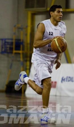 Basket: la Moretti Zero piazza il colpo Cardenas