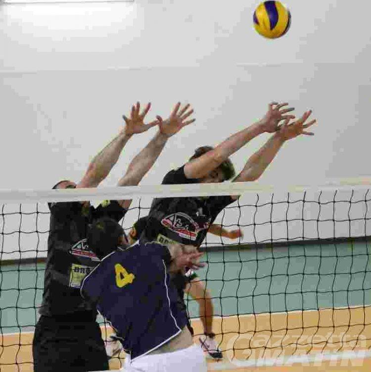 Volley: Bruno Tex e Cogne vincono un match