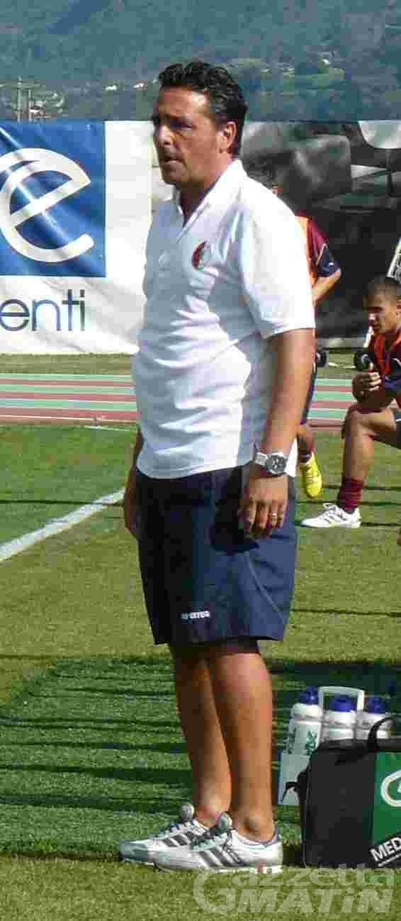 Calcio: l'Hône Arnad si affida a Claudio Fermanelli