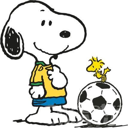 Calcio, Topolino passa il testimone a Snoopy