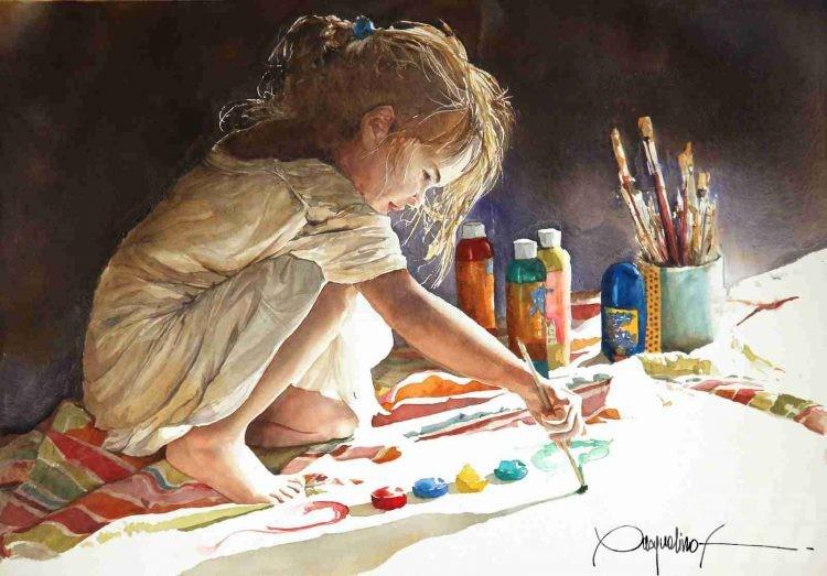 Pittura: Pasqualino Fracasso premiato negli USA