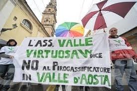 Pirogassificatore, Valle Virtuosa rinvia il confronto tra esperti