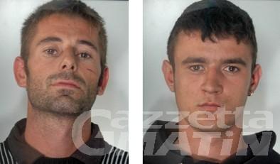 Ricettazione: denunciati due rumeni