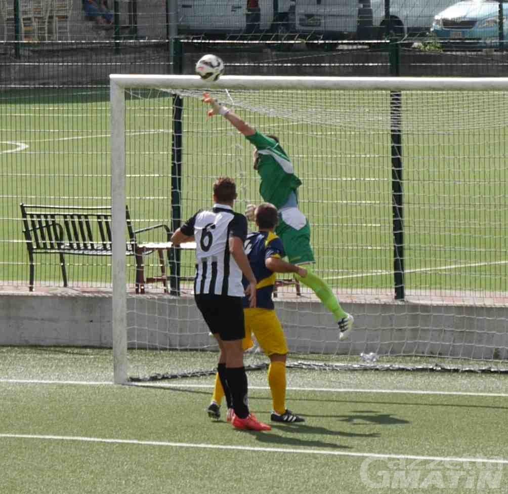 Calcio: lo Charva sfida Borgaro e Pavarolo