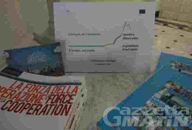 Valle d'Aosta protagonista all'European Cooperation Day