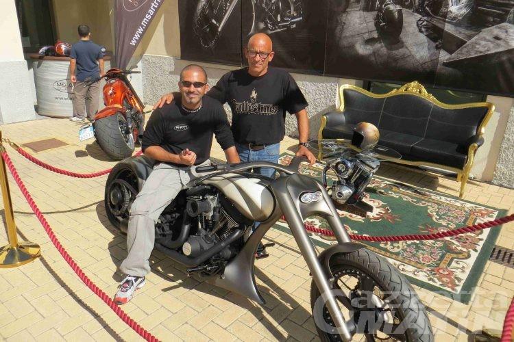 Harley Davidson: il 13° Aosta Valley fa il botto
