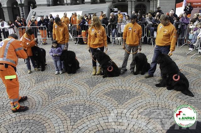 L'Anpas scende in piazza per farsi conoscere