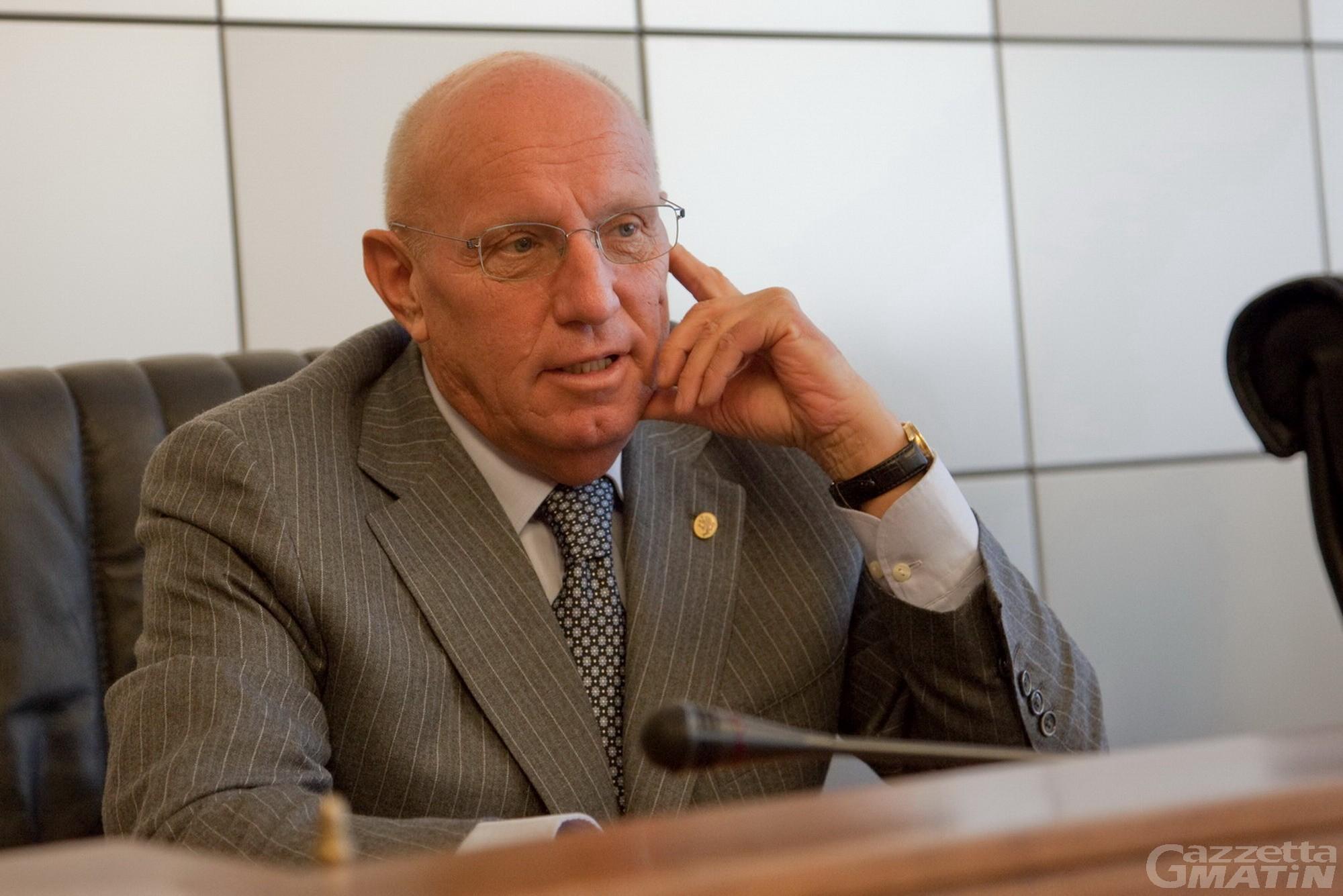 E' scomparso il presidente del Consiglio Alberto Cerise