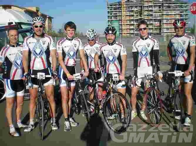 Ciclismo: Droz e Cianciana brillano a Bra