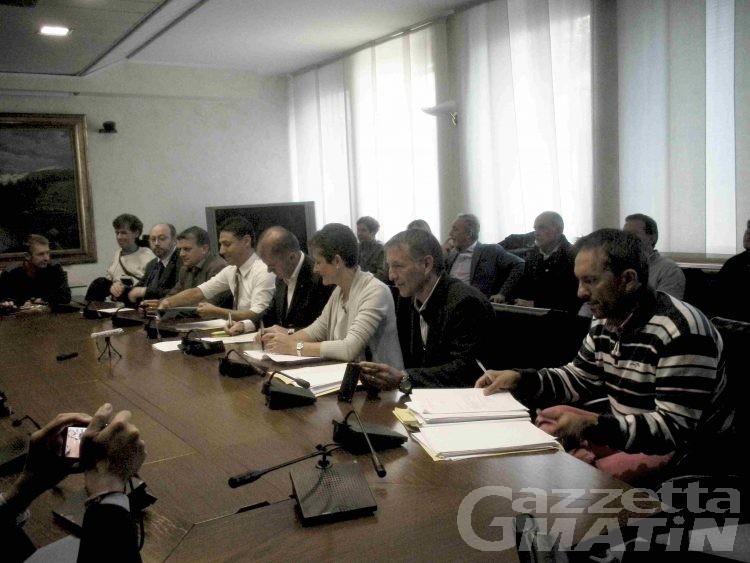 Regione: minoranze all'attacco su ferrovia, partecipate e bilancio di previsione