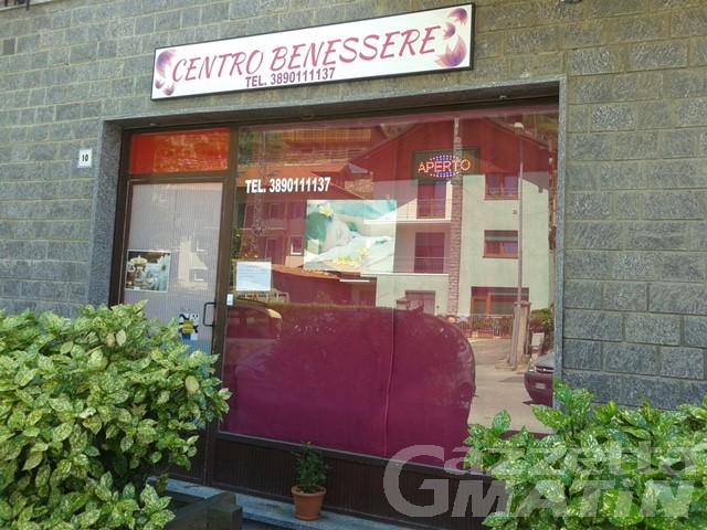 Prostituzione: chiuso centro benessere cinese a Châtillon