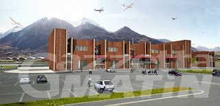 Alpe denuncia:  per l'aeroporto Gex costi insostenibili per il servizio antincendio