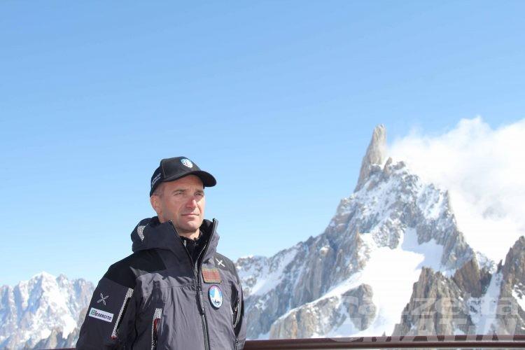 Esercito: Antartide chiama, Valle d'Aosta risponde