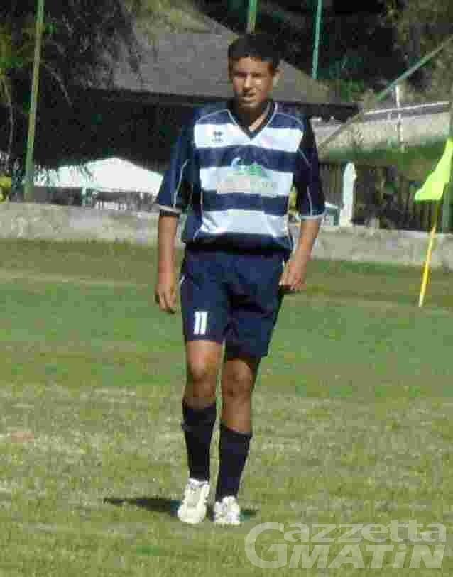 Calcio giovanile: Alex Jeantet al Toro