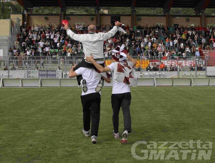 Calcio: via libera della FIGC al St-Chri VdA
