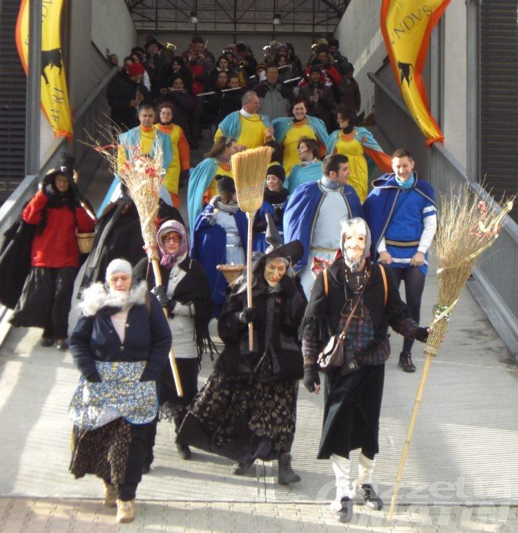 Pont-St-Martin: primi vagiti per il 102° Carnevale