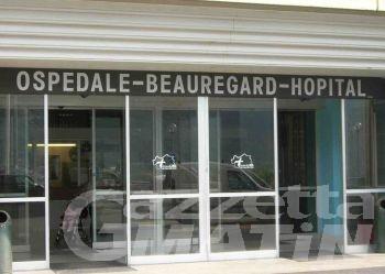 Sanità, iniziati i lavori di bonifica all'ospedale Beauregard