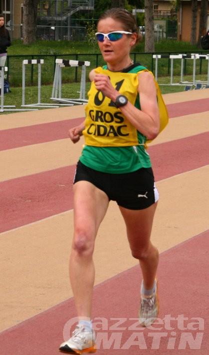 Podismo: Jessica Gerard trionfa a Chiaverano