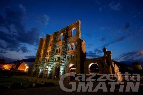 Teatro romano; lunedì Bregovic dà il via ad Aosta Classica