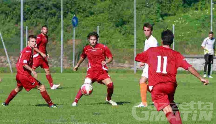 Calcio: il VdA perde con il Villalvernia e cambia ancora campo