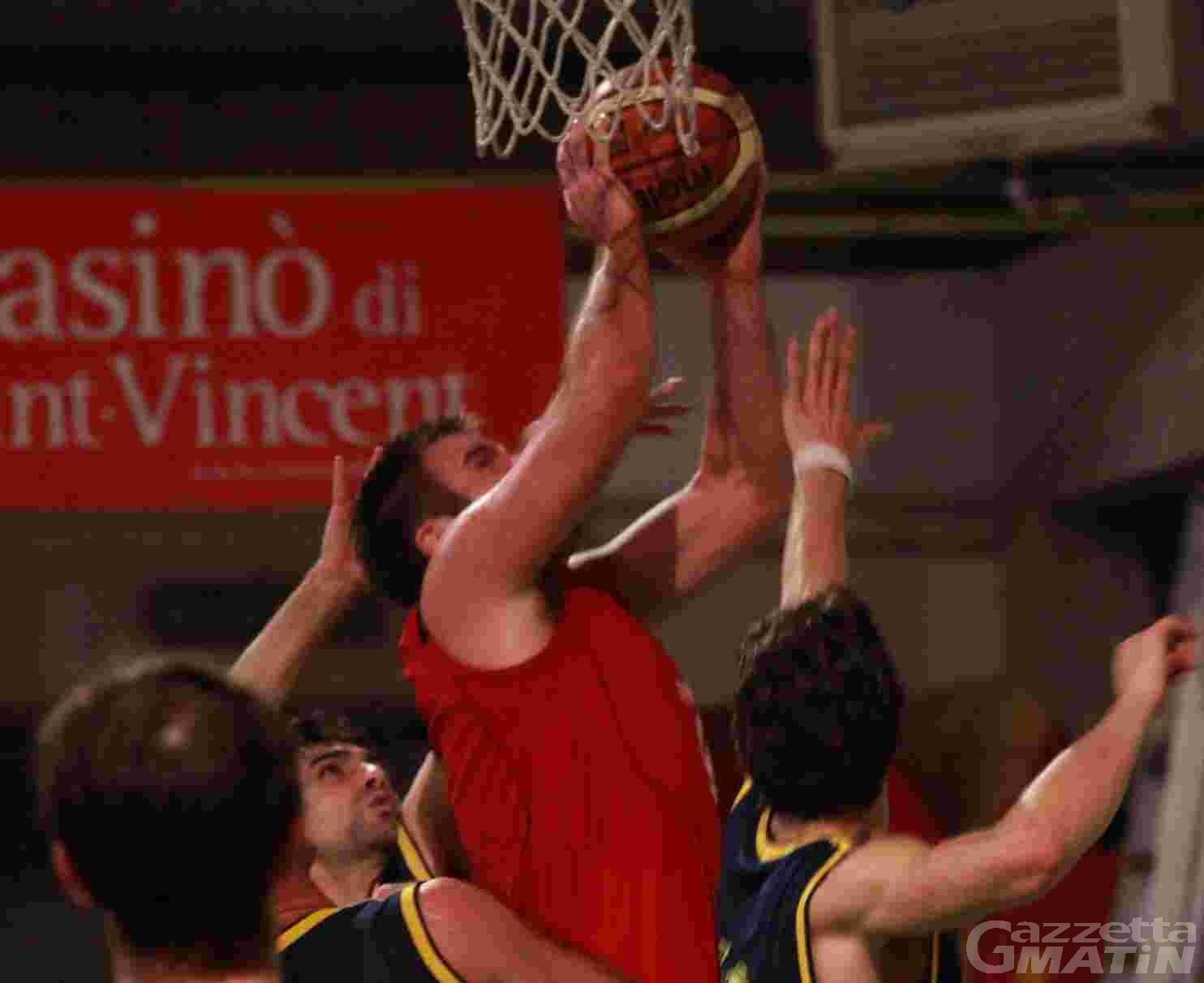 Basket: vincono Moretti Zero e Chez Drink