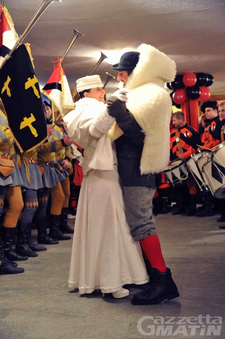 Valtournenche domani celebra il carnevale ambrosiano
