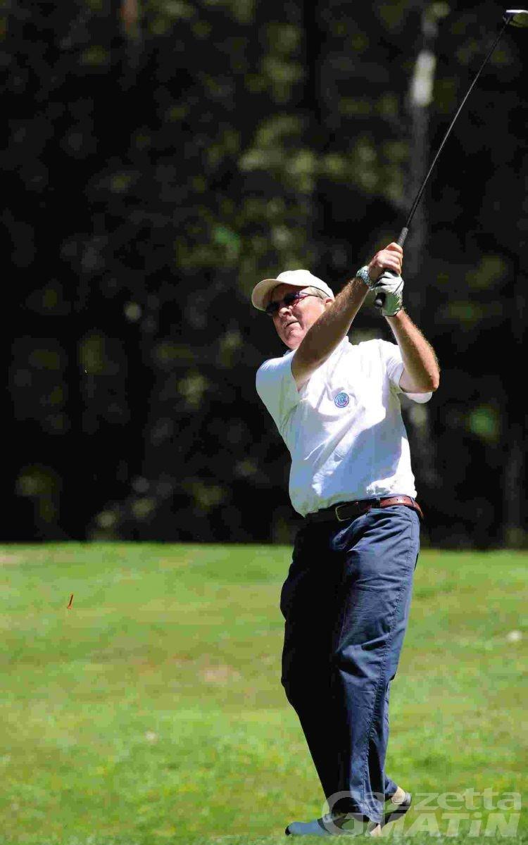 Golf: Tamietto e Gnech vincono la combinata valdostana dell'AIGG