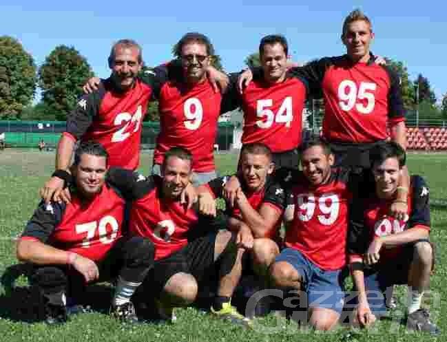 Flag football: i Vikingar terzi al BronzeBowl