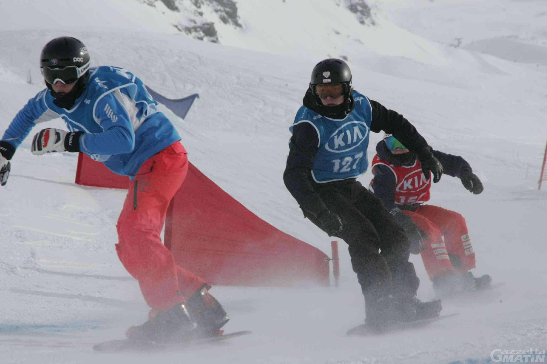 Sport invernali: slitta l'inizio della stagione agonistica