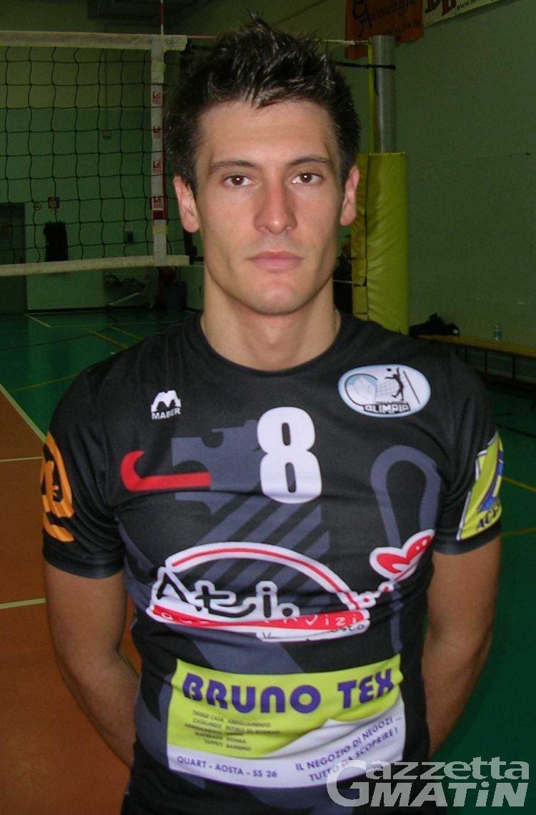 Volley: l'Olimpia fa largo ai giovani e guarda a Châtillon
