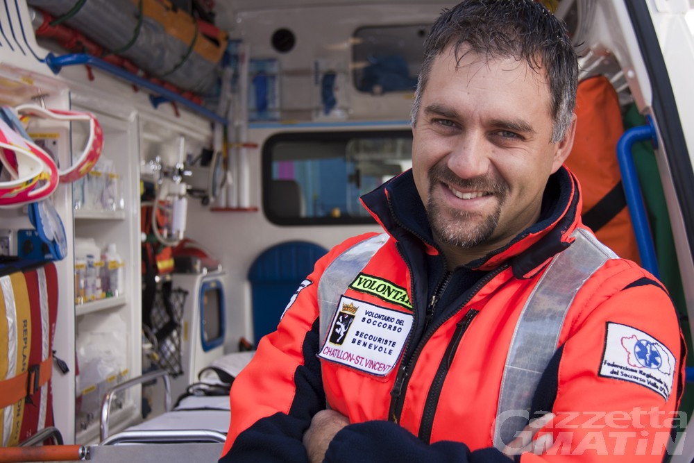 Volontari del soccorso certificati ISO 9001:2008