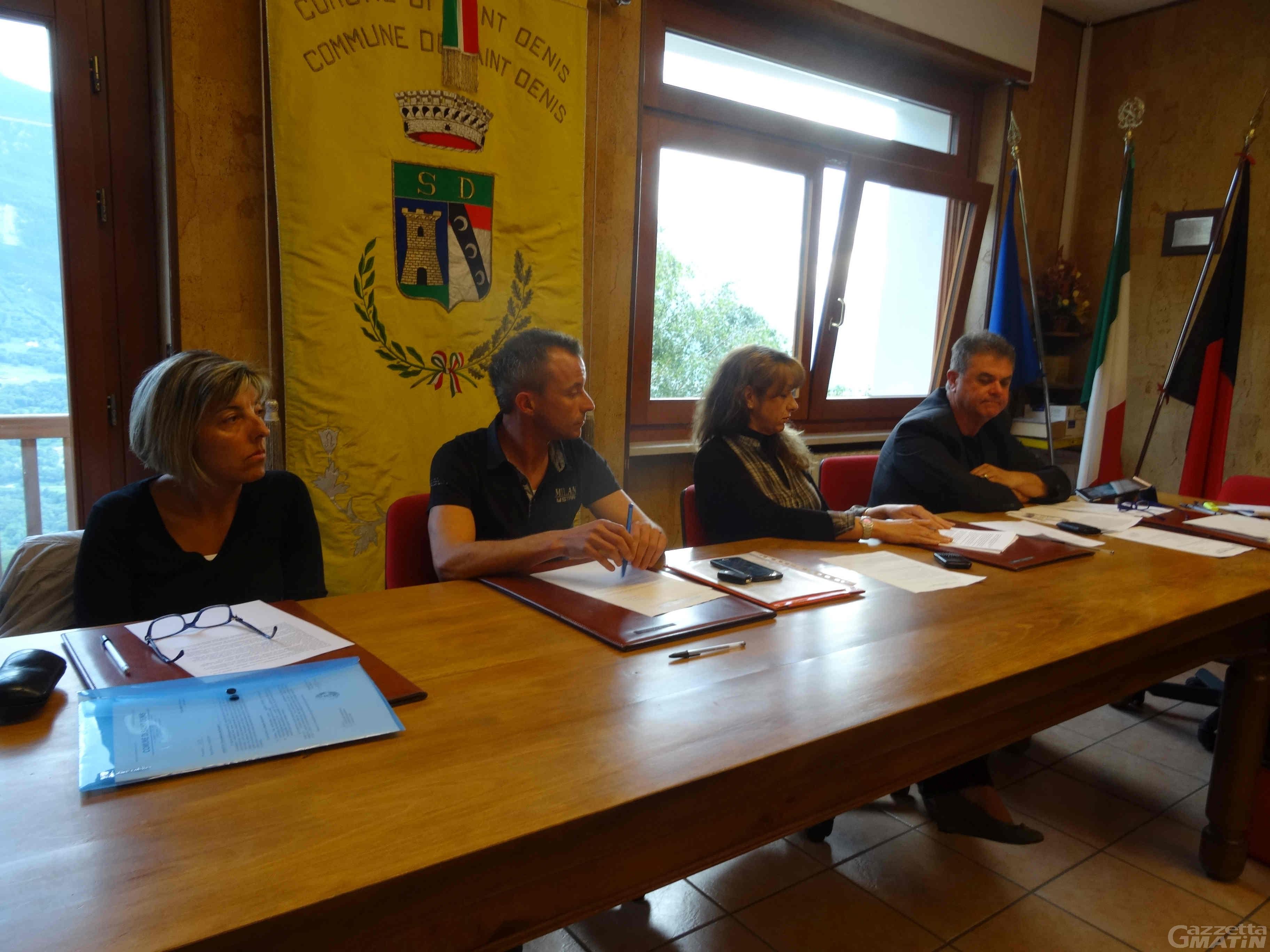 Comuni: Saint-Denis, in Consiglio gli eletti si spaccano