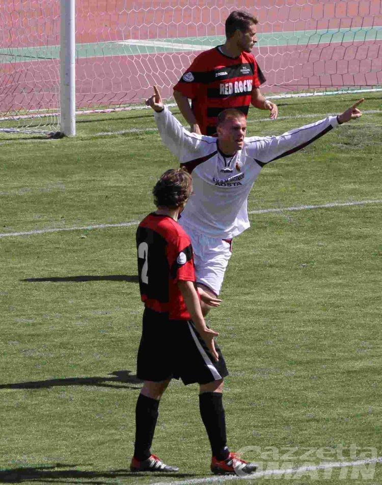 Calcio: il St-Chri VdA da mercoledì al Puchoz