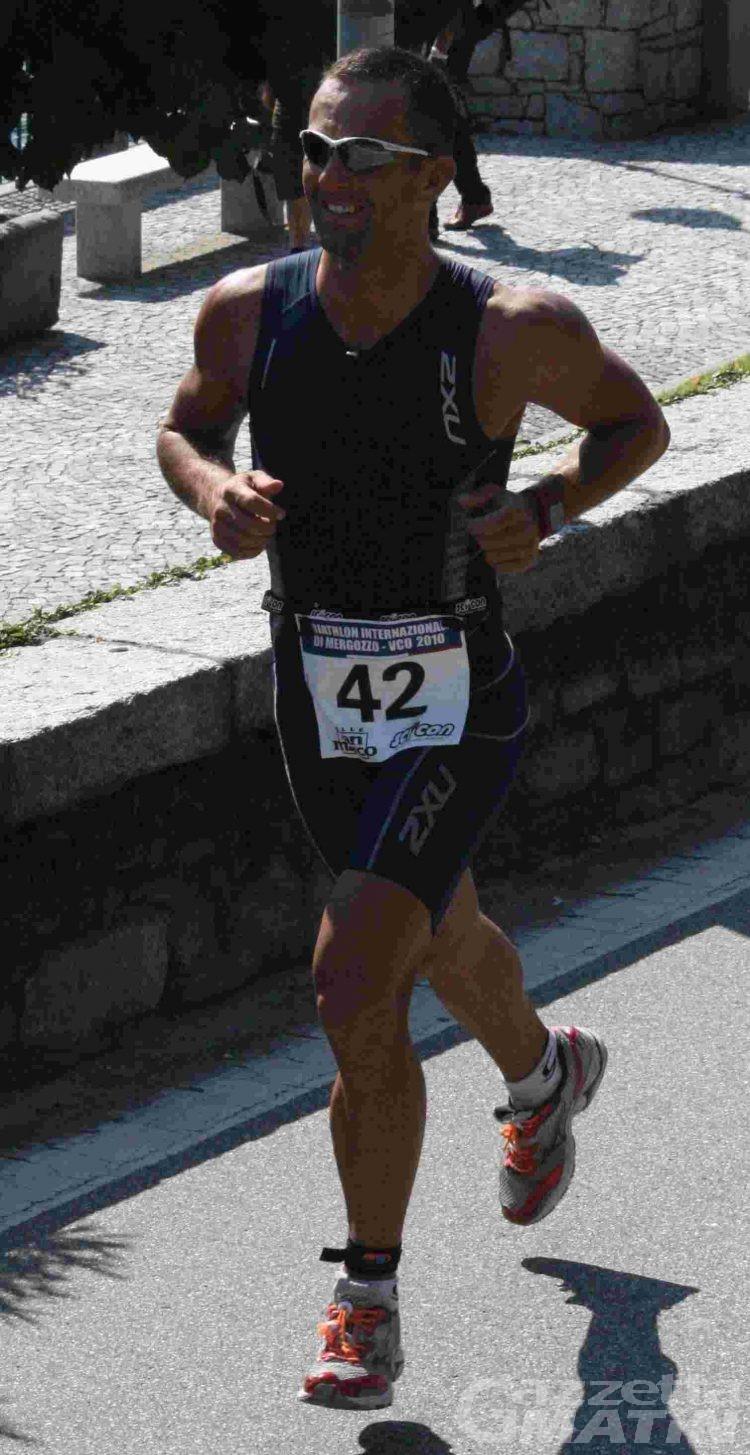 Triathlon: Danne 399° nel mezzo Iron di Zurigo