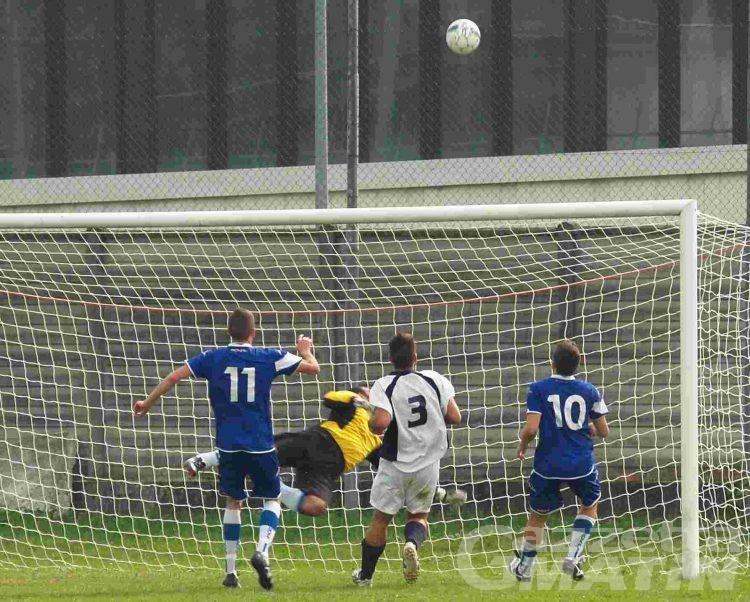 Calcio: pari senza squilli del VdA, si sblocca l'Aygreville