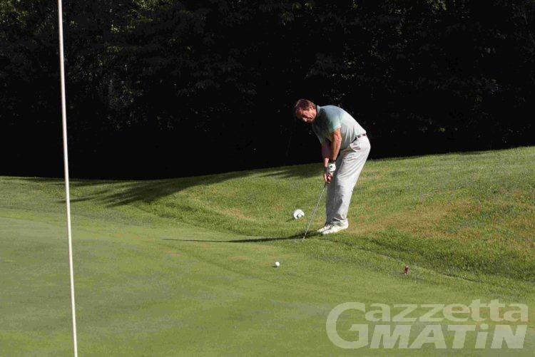 Golf: omologate le nove buche del campo di Brissogne