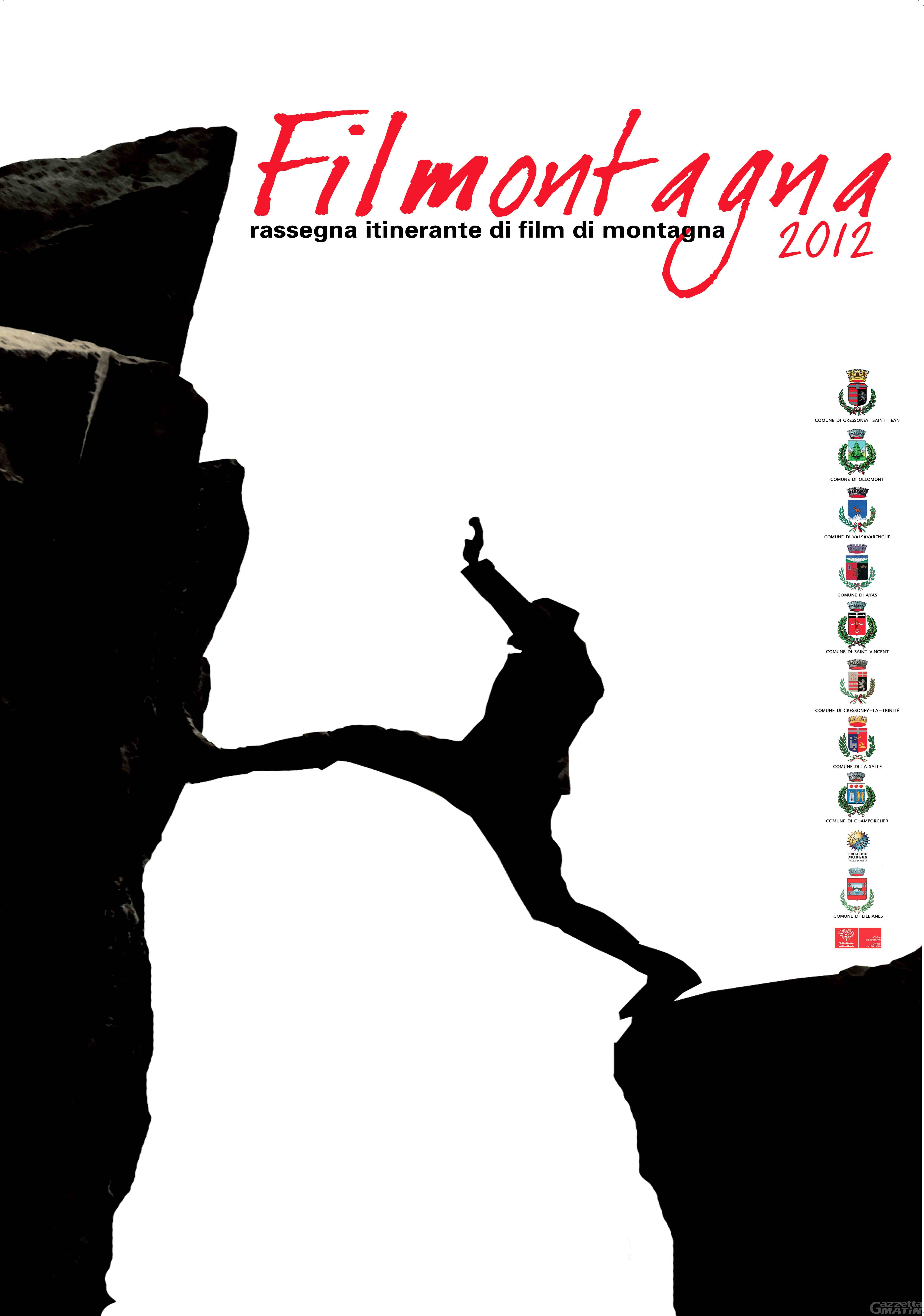 Manolo inaugura la 20ª edizione di Filmontagna