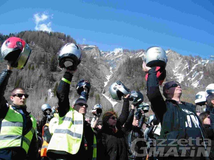 Oltre 3.500 motociclette al Memorial Spadino: «la sicurezza sulle strade è un tema trasversale»