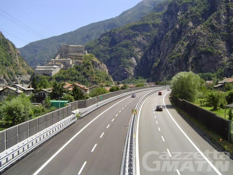 Autostrade: sì del Tar a rincari per tratte valdostane