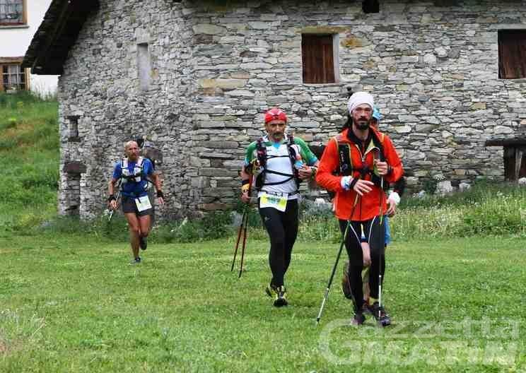 Trail: il Licony inaugurerà il Tour VdA 2016