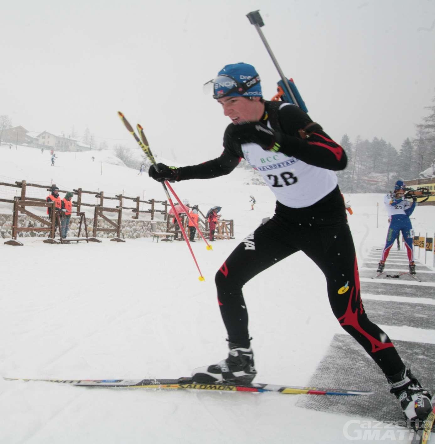 Biathlon: quattro valdostani ai Mondiali Juniores