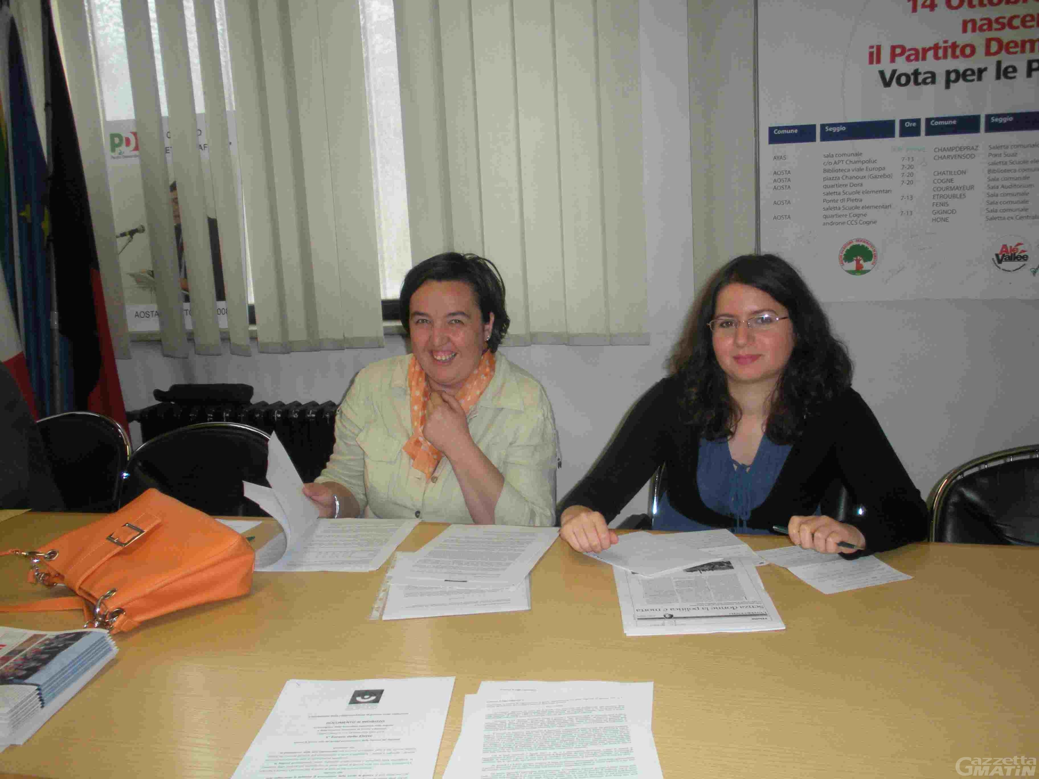 Pd, una proposta di legge per più donne in politica