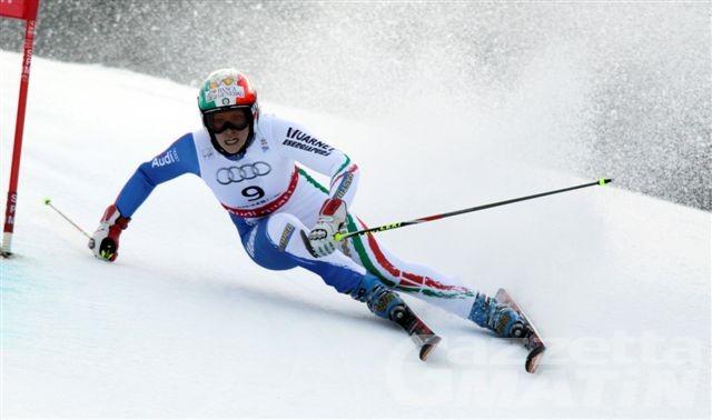 Sci alpino: Federica Brignone seconda nel gigante di Lienz