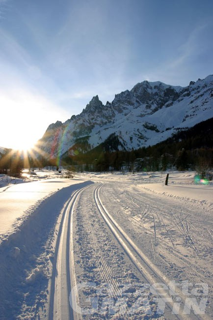 Courmayeur, Val Ferret piste ancora chiuse