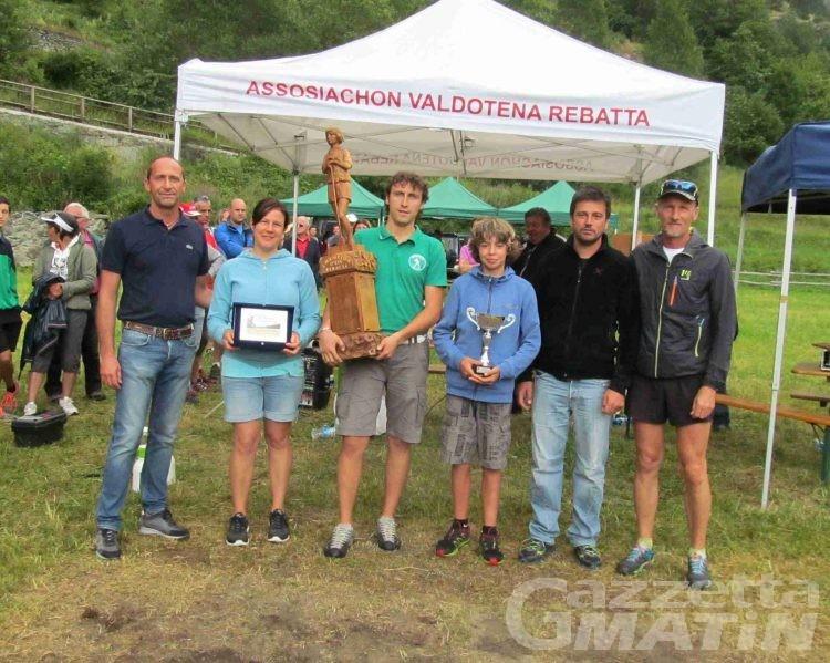 Sport popolari: trionfano Ezio Marguerettaz e Loris Nex