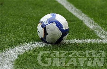 Calcio: lo Charvensod pareggia con l'Alicese