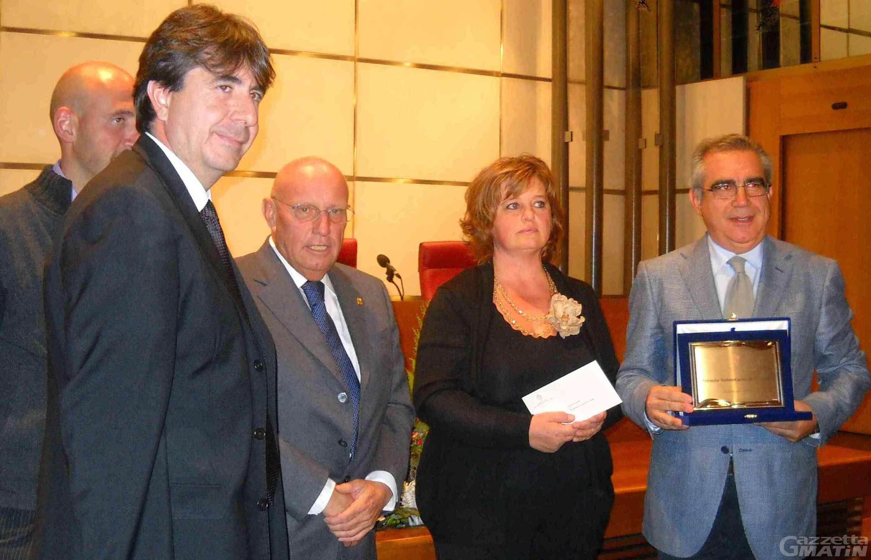Premio regionale del volontariato alla Croce Rossa