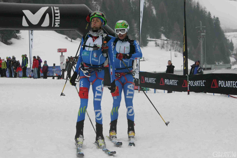 Tour du Rutor: trionfano Eydallin e Boscacci
